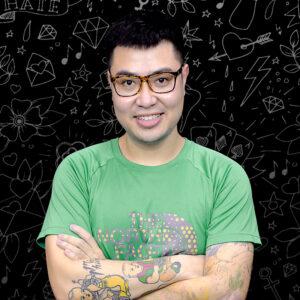 mr.tattoo thợ xăm artist nguyễn sơn 300x300 - Xăm Nghệ Thuật Hà Nội - Tattoo Artist Nguyễn Sơn