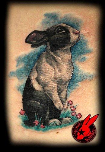Ý Nghĩa Hình Xăm Thỏ (3)