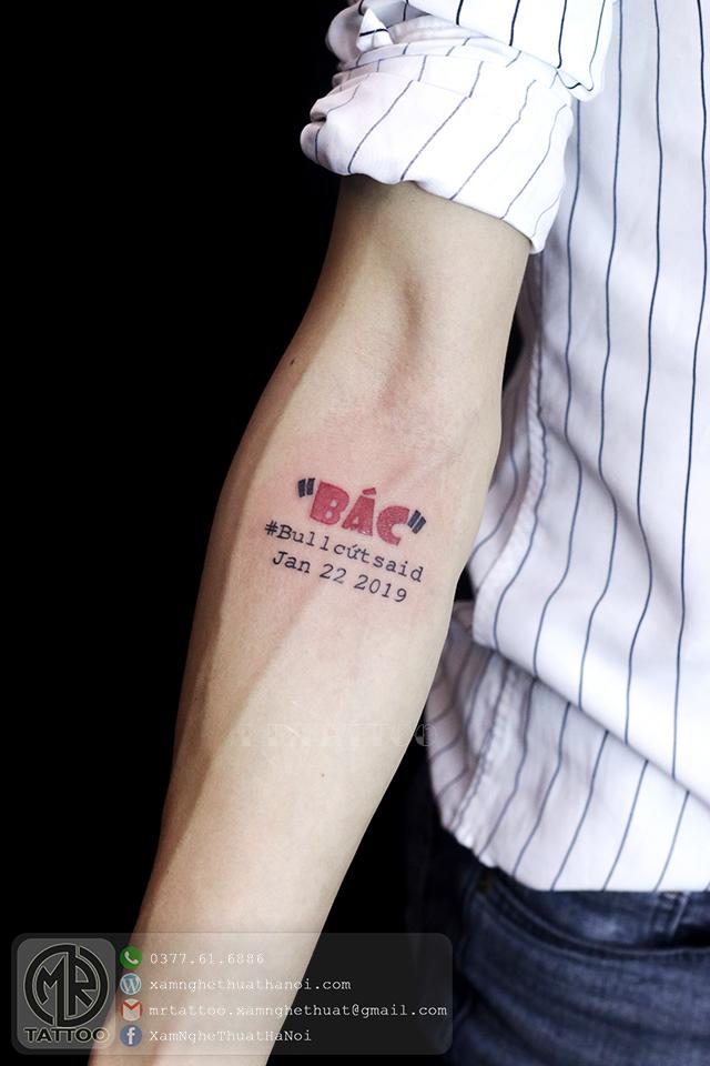 Hình Xăm Chữ 28 - Hình Xăm Chữ | Text Tattoos