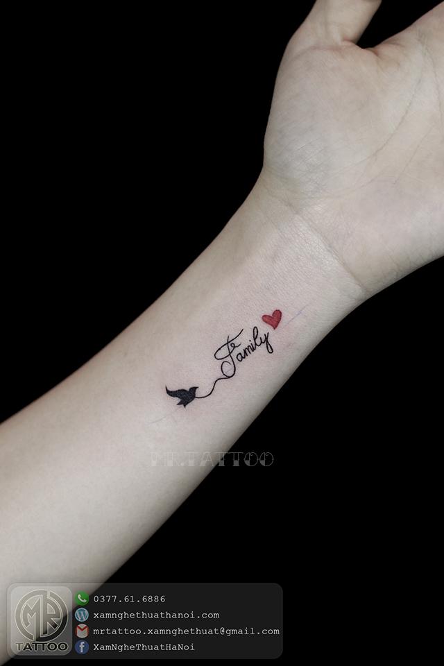 Hình Xăm Chữ 33 - Hình Xăm Chữ tại Mr.Tattoo - Những mẫu xăm chữ đẹp nhất 2.