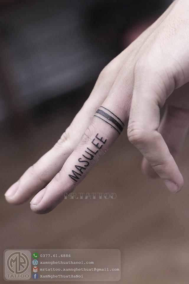 Hình Xăm Chữ 57 - Hình Xăm Chữ tại Mr.Tattoo - Những mẫu xăm chữ đẹp nhất 2.