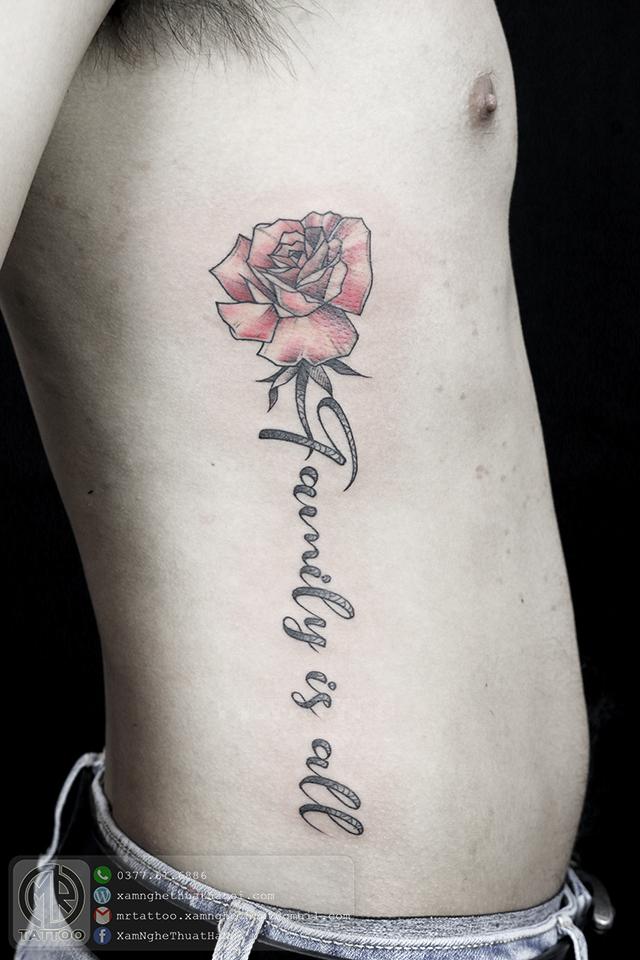 Hình Xăm Chữ 85 - Hình Xăm Chữ tại Mr.Tattoo - Những mẫu xăm chữ đẹp nhất 2.