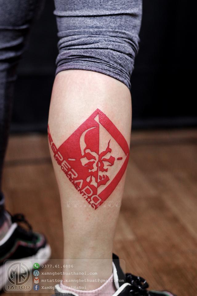 Hình xăm đầu lâu - Hình Xăm Đẹp tại Mr.Tattoo - Những mẫu xăm đẹp nhất 1.